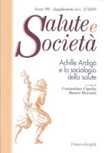 07 c salute e societa - la sociologia della salute