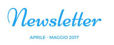 newsletter aprile maggio sito