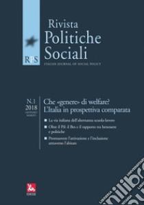 rivistapolitichesociali210