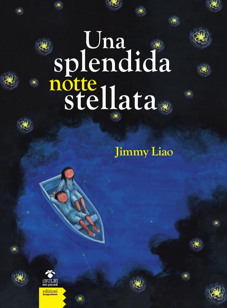 Jimmy_Liao_Una_splendida_notte_stellata_copertina